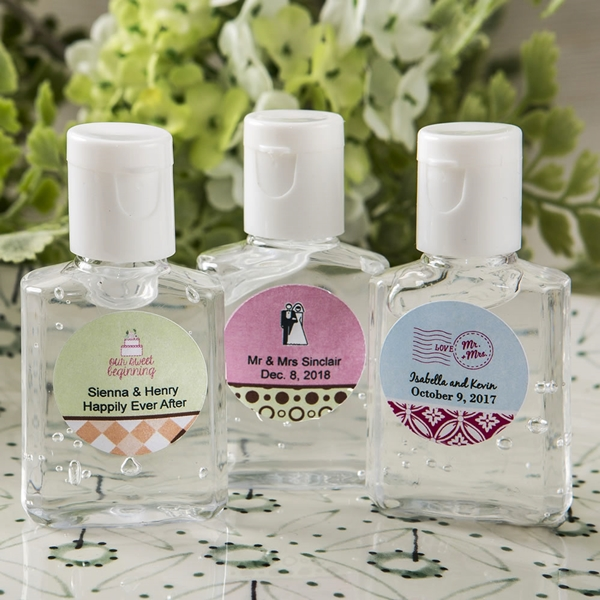 Personalized Expressions Collection 15ml Hand Sanitizer (Wedding)