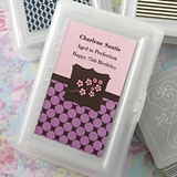 FashionCraft Playing Cards Deck with Personalized Celebration Sticker
