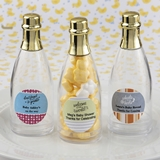 Personalized Expressions Acrylic Mini Champagne Bottle (Baby Shower)