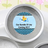 FashionCraft Personalized Expressions Travel Candle (Baby Shower)