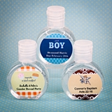 Personalized Expressions Collection 35ml Hand Sanitizer (Baby Shower)
