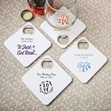 FashionCraft Design Your Own Coaster/Bottle Opener (130 Designs)