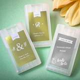 Personalized Metallics Collection Press-and-Spray Hand Sanitizer