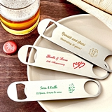 Design Your Own Personalized Bartender Bottle Opener (Anniversary)