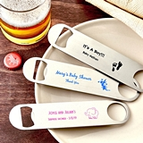Design Your Own Personalized Bartender Bottle Opener (Baby Shower)