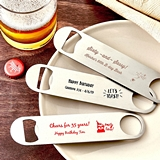 Design Your Own Personalized Bartender Bottle Opener (Birthday)