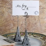 FashionCraft Eiffel Tower Place Card Holder Favor