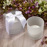 FashionCraft Perfectly Plain Collection Candle Holder with Votive