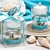 FashionCraft Beautiful Seashore-Themed Tealight Holder