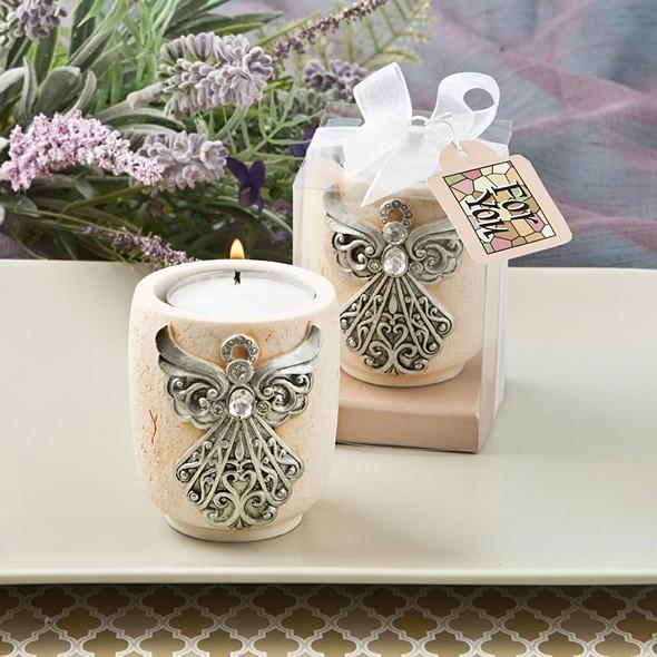 FashionCraft Exquisite Angel Design Tealight Candle Holder