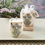 FashionCraft Exquisite Angel Design Tealight Candle Holder