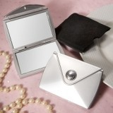 FashionCraft Fashionable Purse Design Compact Mirror Favor