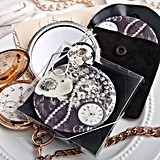 FashionCraft Vintage Design Pocket Mirror