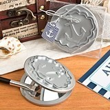 FashionCraft-Round-Compact-Mirror-with-Nautical-Anchor-Design