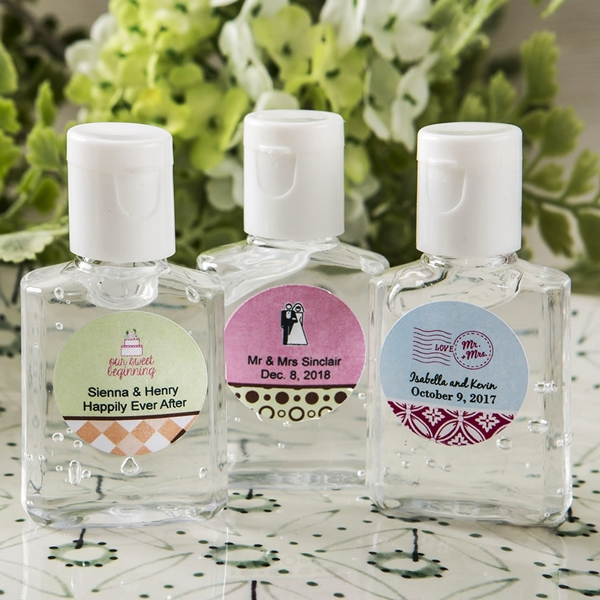 Personalized Expressions Collection 30ml Hand Sanitizer (Wedding)