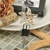 FashionCraft Stunning Starfish Design Murano Glass Bottle Stopper