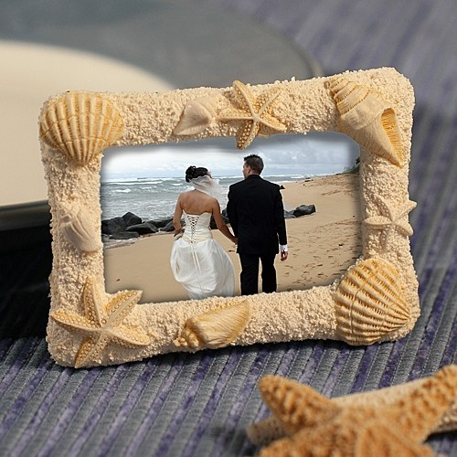 FashionCraft Awesome Destination Wedding Theme Picture Frame