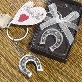 FashionCraft Horseshoe Key Chain Favor