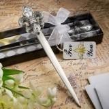 FashionCraft Exquisite Fleur de Lis Letter Opener