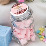 Personalized Expressions Collection Teddy Bear-Shaped Jar