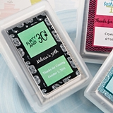FashionCraft Playing Card Decks with Personalized Birthday Stickers