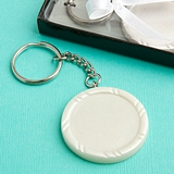 FashionCraft Perfectly Plain Collection Key Ring Favor