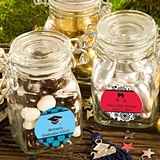 Personalized Expressions Collection Apothecary Glass Jar (Anniversary)