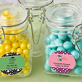 Personalized Expressions Collection Apothecary Glass Jar (Graduation)
