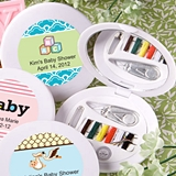 Expressions Collection Personalized Sewing Kit Favor (Baby Shower)