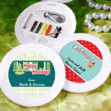Expressions Collection Personalized Sewing Kit Favor (Holiday)