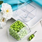 FashionCraft Perfectly Plain Collection Replica Candy Bin with Scoop