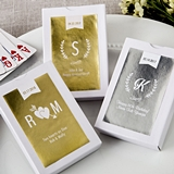 FashionCraft Personalized Metallics Collection Playing Cards Deck