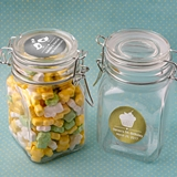 Personalized Metallics Collection Large Apothecary Jar (Celebrations)