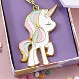 FashionCraft Adorable Unicorn Design Keychain