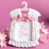 FashionCraft Cute Baby Themed Photo Frame Favor - Girl