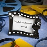 FashionCraft Hollywood Movie-Themed Photo Frame/Place Card Holder