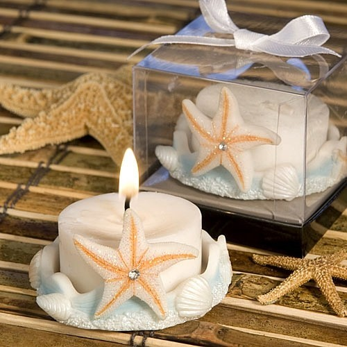 FashionCraft Amazing Starfish Candle