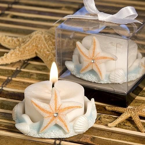 FashionCraft Amazing Starfish Candle
