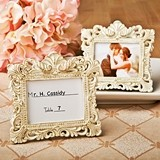 FashionCraft Vintage-Inspired Baroque Design Frame/Place Card Holder