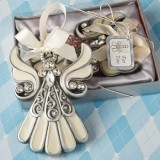 FashionCraft Shimmering Angel Ornament