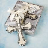 FashionCraft Decorative Cross Ornament Favor