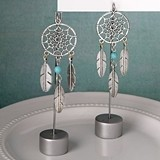 FashionCraft Native American Dream Catcher Photo/Place Card Holder