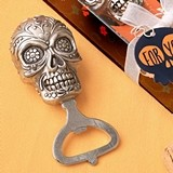 FashionCraft Day of the Dead Collection Sugar Skull Bottle Opener