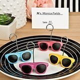 FashionCraft Fun Sunglasses Design Place Card Holders