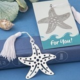FashionCraft Book Lovers Collection Starfish Bookmark