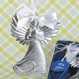 Guardian Angel with Clasped Heart Hanging Ornament by FashionCraft