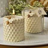 FashionCraft Honeycomb Design Tealight Candle Holder