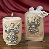 FashionCraft Large Angel Design Tealight Candle Holder