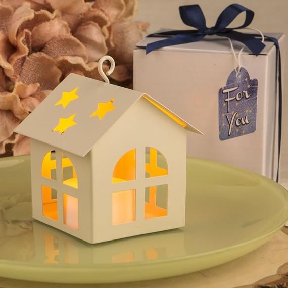 FashionCraft Delightful Celestial Home Design Lantern with LED Light