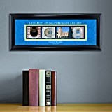 Personalized PAC 12 Collegiate Framed Architecture Print